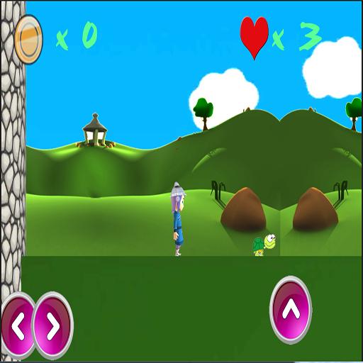 2d scroller game