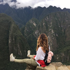 Machu Picchu by Ana Maria De Figueiredo - Uncategorized All Uncategorized ( #machu #picchu #peru #amazing #peace #silence #incas )
