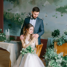 Wedding photographer Marina Tunik (marinatynik). Photo of 20.02.2018