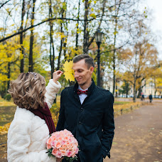 Wedding photographer Anastasiya Lyalina (lyalina). Photo of 11.12.2017