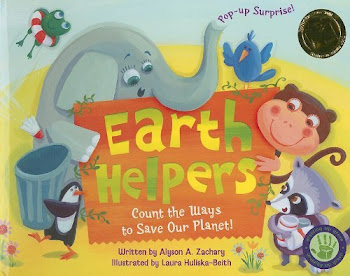 Earth Helpers: Count the Ways to Save Our Planet! - Alyson A. Zachary