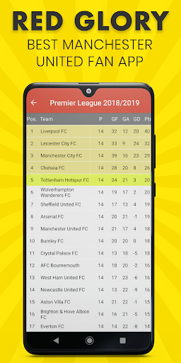 Red Glory - Manchester United Fan App by The Fans 5.1.0 screenshots 4