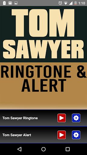 Tom Sawyer Ringtone and Alert
