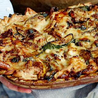 Three Cheese Zucchini Pasta