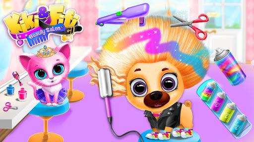 Kiki & Fifi Pet Beauty Salon - Haircut & Makeup 4.0.34 screenshots 3