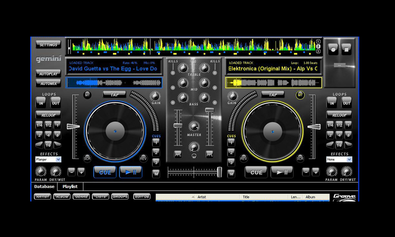 🌈 Dj mixer app android   Virtual DJ for Android  2019-04-26