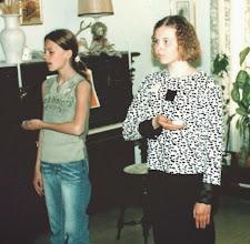 Photo: Linda Rönnqvist ja Natalia Jandr
