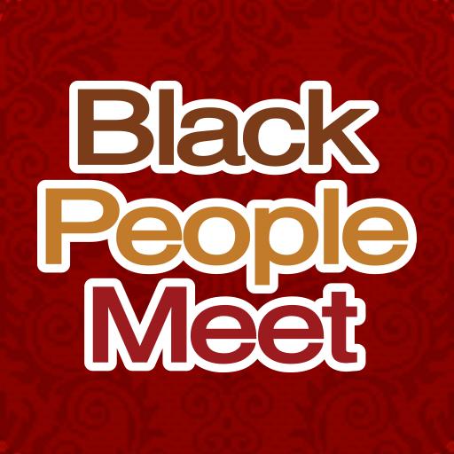 Black People Meet Singles Date (app)