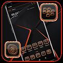 Orange Light Launcher Theme icon
