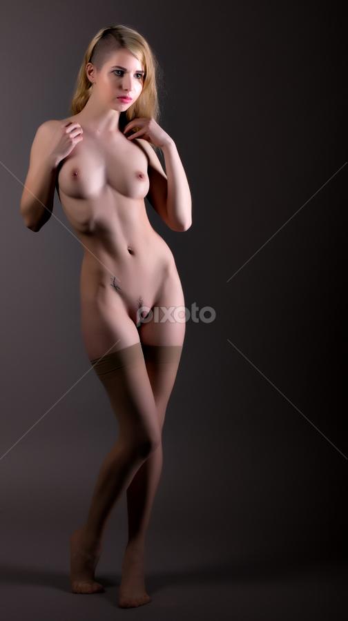 Brunutty by Riaan Www.rampix.co.uk - Nudes & Boudoir Boudoir ( full frontal, stockings, brunutty, rampix photography, kayleigh rose, @rampix_mk, #rampix )