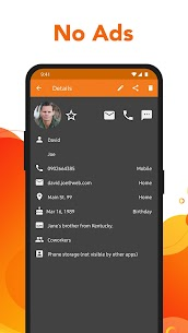 Simple Contacts – Manage & access contacts easily Mod 6.12.4 Apk [Unlocked] 2