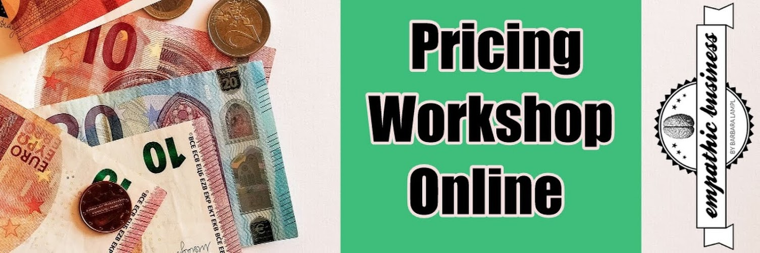 Pricing Workshop 05.10.18