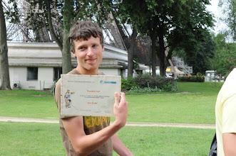 Photo: Na 1. místě a celkovým vítězem 5. ročníku s největší odměnou se stal Jan Šuléř ze třídy 3. A.