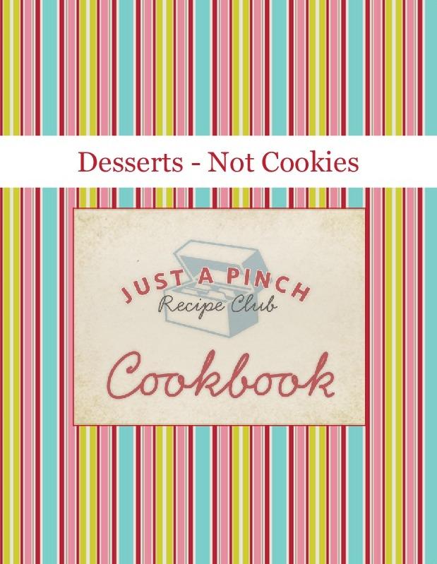 Desserts - Not Cookies