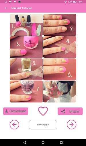 Nail Art Tutorial 1.0 screenshots 3