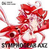 Senki Zesshou Symphogear AXZ Character Song 04 Chris Yukine