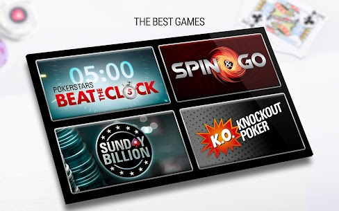 PokerStars: Free Poker Games with Texas Holdem App Download For Android and iPhone 7