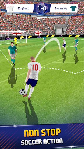 Soccer Star 2020 Football Cards: The soccer game screenshots 1