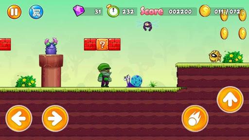 Super Pino Go : Jungle Man Adventure 0.4 4