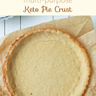 Multipurpose Keto Pie Crust