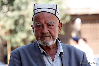 Photo: Day 164 -  Typical Uzbekistan Man