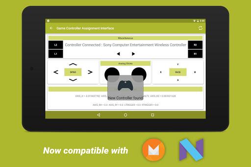 Game Controller KeyMapper 0.2.1 screenshots 2