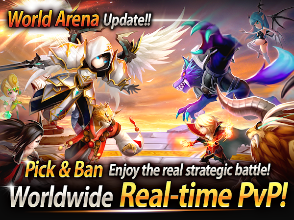 Summoners War v3.4.2 [Mods]