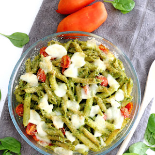 Pesto And Mozzarella Pasta Recipes.
