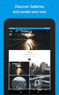 500px – Discover great photos screenshot 13