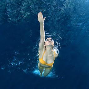 Swimming by Hartono Hosea - Sports & Fitness Swimming