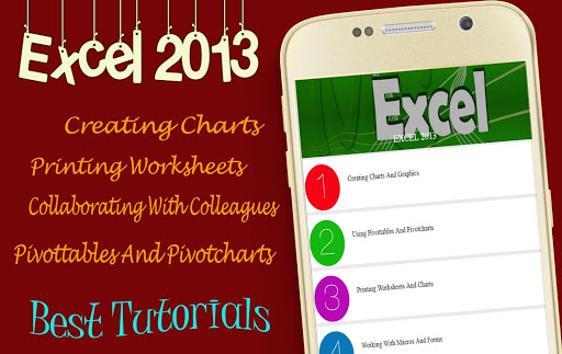 Learn MS Excel 2013 Level 2