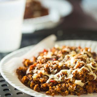 Crock Pot Pizza Quinoa.