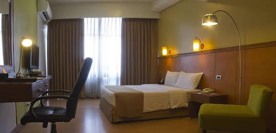 The Malayan Plaza Hotel