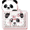 Cute Panda Keyboard Theme APK