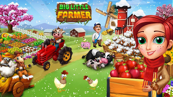 Big Little Farmer Offline Farm 3