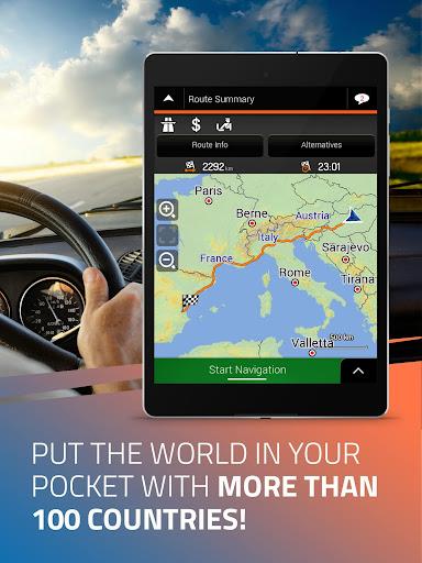 iGO Navigation screenshot 6