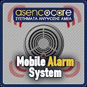 Asencocare Mobile Alarm icon