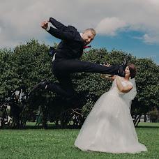 Wedding photographer Natalya Telnova (Natalykiss). Photo of 07.10.2017