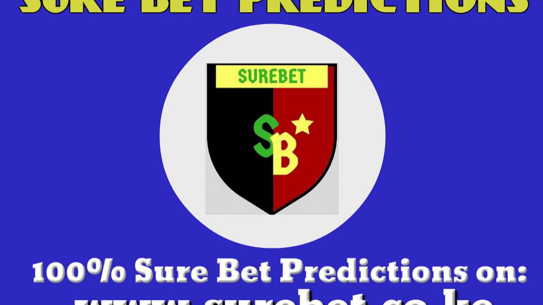 SUREBET - We provide sure bet predictions and sportpesa mega