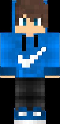 ac áo xanh dương