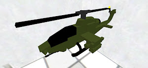 AH-1S武装搭載バージョン