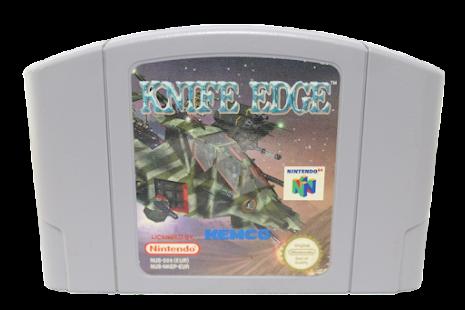 Knife Edge: Nose Gunner
