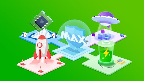 Очистка Супер-Антивируса & Бустер - MAX мод