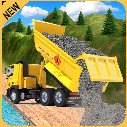 City Construction Road Builder Simulator
