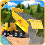 City Construction Road Builder Simulator Icon