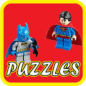 Puzzle lego juniors kids games