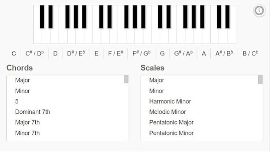 Piano Chords And Scales Apps On Google Play
