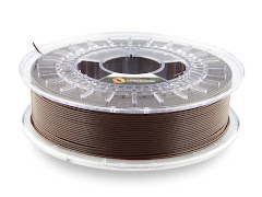 Fillamentum Extrafill Chocolate Brown PLA Filament - 1.75mm (0.75kg)