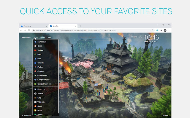 Monster Hunter Rise Wallpapers Monster Hunter Rise Custom New Tab