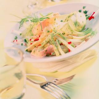 Käse-Puten-Salat (Party-Salat)